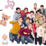 【NCT】幼少期の写真と同じポーズをとるメンバーたちが愛しい【全メンバー公開】