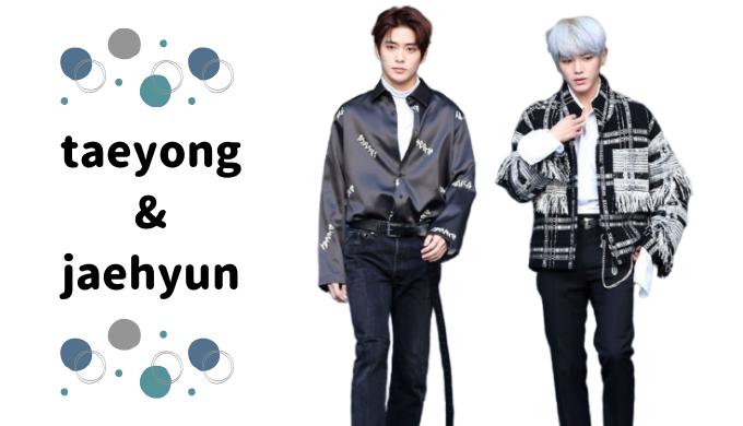 【NCT】ジェヒョンとテヨンのLA散歩がかわいすぎるw w w