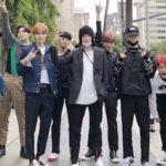 【NCT】nct127メンバー全員無事にロスに到着!集合写真と動画♡