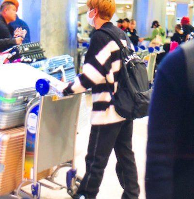 【NCT】空港でのNCT127メンバーたちかわいい瞬間