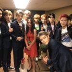 【NCT】nct127メンバーたちがミッキーと夢の共演!少女、うらやましすぎw w w
