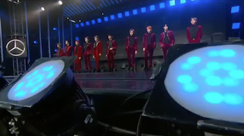 【NCT】nct127メンバーたちがレギュラーパフォーマンスを披露!ヤバイ・・・【動画】