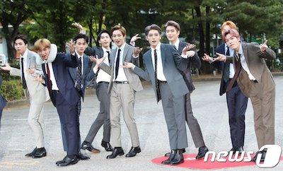 【NCT】nct127メンバーがスーツ姿でご出勤!これはヤバイ・・・好き【画像・動画まとめ】