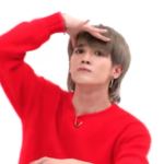 【NCT】テヨンが週刊アイドルで魅せた表現力gif【動画】