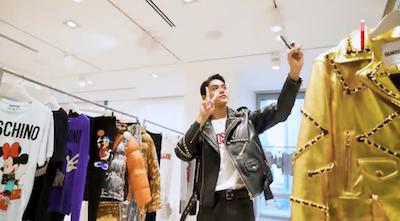 【NCT】H&M×MOSCHINOコラボ!ルーカスの新たな動画が公開!!