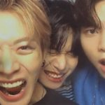 【NCT】nct127メンバーのユウタ、ドヨン、ジャニのプリクラだと!?