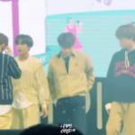 【NCT】nctdreamメンバーたちが曲の合間に見せた行動