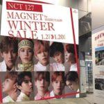 【NCT】nct127×MAGNET by shibuyaのコラボカフェメニューなどが公開!無理やりでワロタwwwwwww