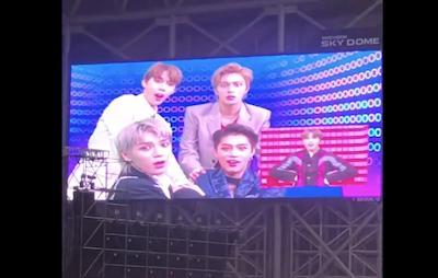 【NCT】SBS歌謡大祭典用に撮影されたマナー動画がメチャクチャかわいいwww