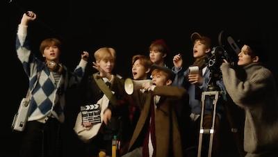 【NCT】nctdream 7人での最後の楽曲『사랑한단 뜻이야 (Candle Light)』のMVが公開