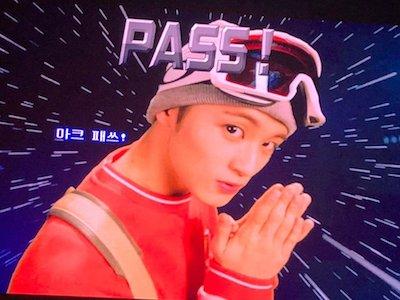 【NCT】ライブを見てるnctdreamに「yo!dream??」となげかけるマーク泣いた