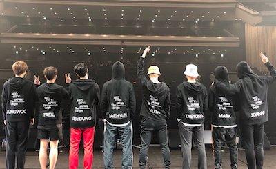 【NCT】nct127 日本ツアーで舞い散る銀テのメッセージ♡メンバー別一覧