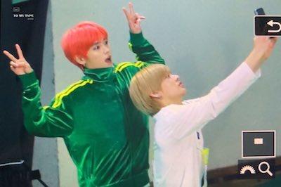 【NCT】カップルのするやつw w w  ユテがお互いを撮り合いっこ♡♡♡
