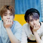 【NCT】nct127 ジェヒョンとドヨンがお揃いのヴィトンネックレス♡