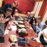 【NCT】nct127が石川県で行ったお寿司屋さん♡