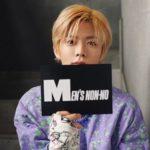 【NCT】nct127 ユウタが「メンズノンノ」に登場するよ♡