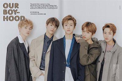 【NCT】nctdream 韓国雑誌『URBAN LIKE』で魅せた大人のグラビア【画像】