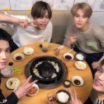 【NCT】nct127 メンバーたちが訪れた北海道のジンギスカン屋さん♡