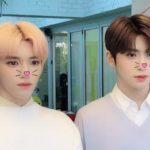 【NCT】nct127 テヨンとジェヒョンの秘蔵写真をディスパッチが公開♡