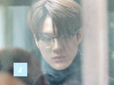 【NCT】nctdream ジェノ♡だからメガネ姿しんどいって・・・【空港ファッション/画像】