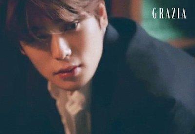 【NCT】nct127 ジェヒョンが今月発売の4月号GRAZIA KOREAにソロで登場!