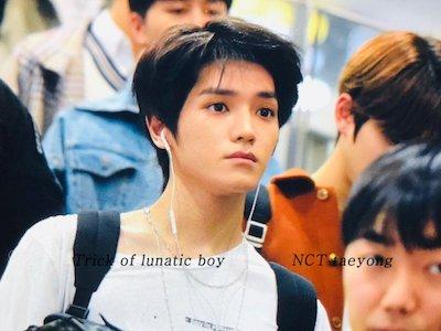 【NCT】nct127 空港ファッション!今回もオシャレで表情豊かなテヨン画像まとめ19/03/16