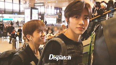 【NCT】nctdreamが日本で公演のために韓国を出国!【空港ファッション/19/04/03】