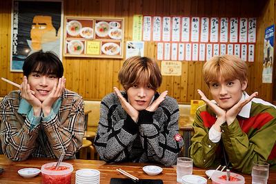 【NCT】nct127 ユウタ、ドヨン、マークが長浜ラーメンを食べに行く!「密かに気が合うチーム」♡