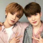 【NCT】nct127 ジェヒョンとテヨンの舞台中プチアクシデント