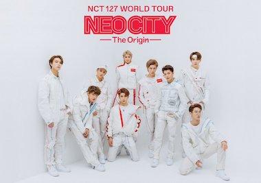 【NCT】nct127 メキシコとロシアでも単独コンサートが決定!