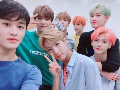 【NCT】nctdreamは永遠に7人だよ。マークの「yo!dream!?」に反応するメンバーたち