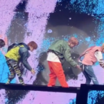 【NCT】nct127 舞台上で遊んでるメンバーたち♡お茶目な姿がかわいい
