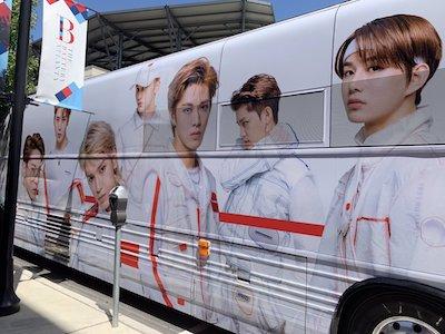 【NCT】nct127 ツアーバスにサセンが潜り込む?ただの恐怖じゃん…【動画】