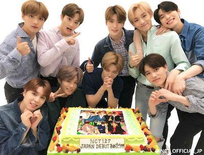 【NCT】nct127 日本デビュー1周年おめでとう♡
