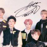 【NCT】nct127 ジェヒョンとドヨンがCD屋に来店!サインを残して去っていく…
