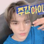 【NCT】nct127メンバーたちの「週間アイドル」告知セルカ♡