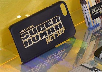 【NCT】nct127 SUPER HUMAN 携帯ケースが登場♡