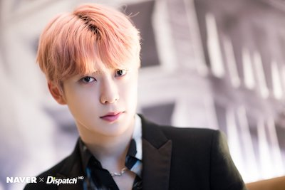 【NCT】nct127×Naver x Dispatch ジェヒョン、ドヨン編♡【ジェド】