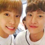 【NCT】nct127 ドヨンとコンミョン兄弟のやりとりがかわいい♡【動画】