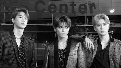 【NCT】nct127 ハリウッドを照らすテヨン、ジェヒョン、ドヨンの三人♡【動画/gif】