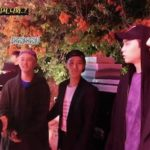EXO チャニョルとセフンを応援しにやって来たジャニ、マーク、テイル♡