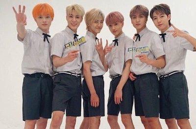 【NCT】nctdream デビュー当時と同じ衣装で踊るメンバー達がエモすぎる【動画】