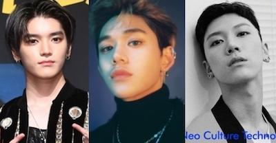 【NCT】NCTテヨン、マーク、ルーカス、テン、EXOベッキョン、カイ、SHINeeテミンからなるグループがデビュー?