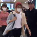 【NCT】nct127 メンバーたちがサマソニ出演後に即帰韓!【空港ファッション/19/08/17】