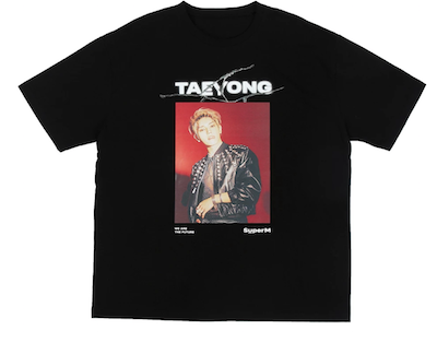SuperM デビューミニアルバムはTシャツとのセット販売!トラックリスト&アルバム仕様