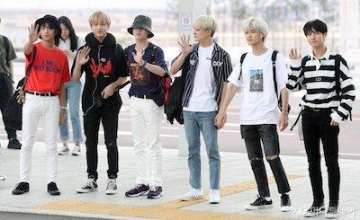【NCT】nctdream ジャカルタへ出国!メンバーたちの空港ファッション【画像】