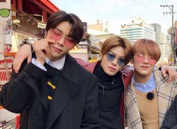 【NCT】nct127 ジャニ、ユウタ、ジェヒョン、へチャンの目撃情報