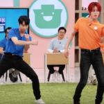 【NCT】nct127 ユウタとドヨン『フンメンジョンウム』でのダンスチッケム動画