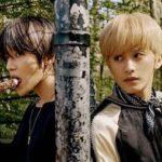【NCT】nct127 テヨンとマークが1st LOOKの裏表紙を飾る♡10ページにわたる特集も!