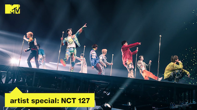 【NCT】nct127 今夜21時5分からAbemaTVでさいたまスーパーアリーナ公演&厳選ライブ映像とMVを放送